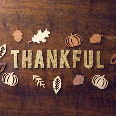 712 - We are so grateful! Um recado nosso para você!