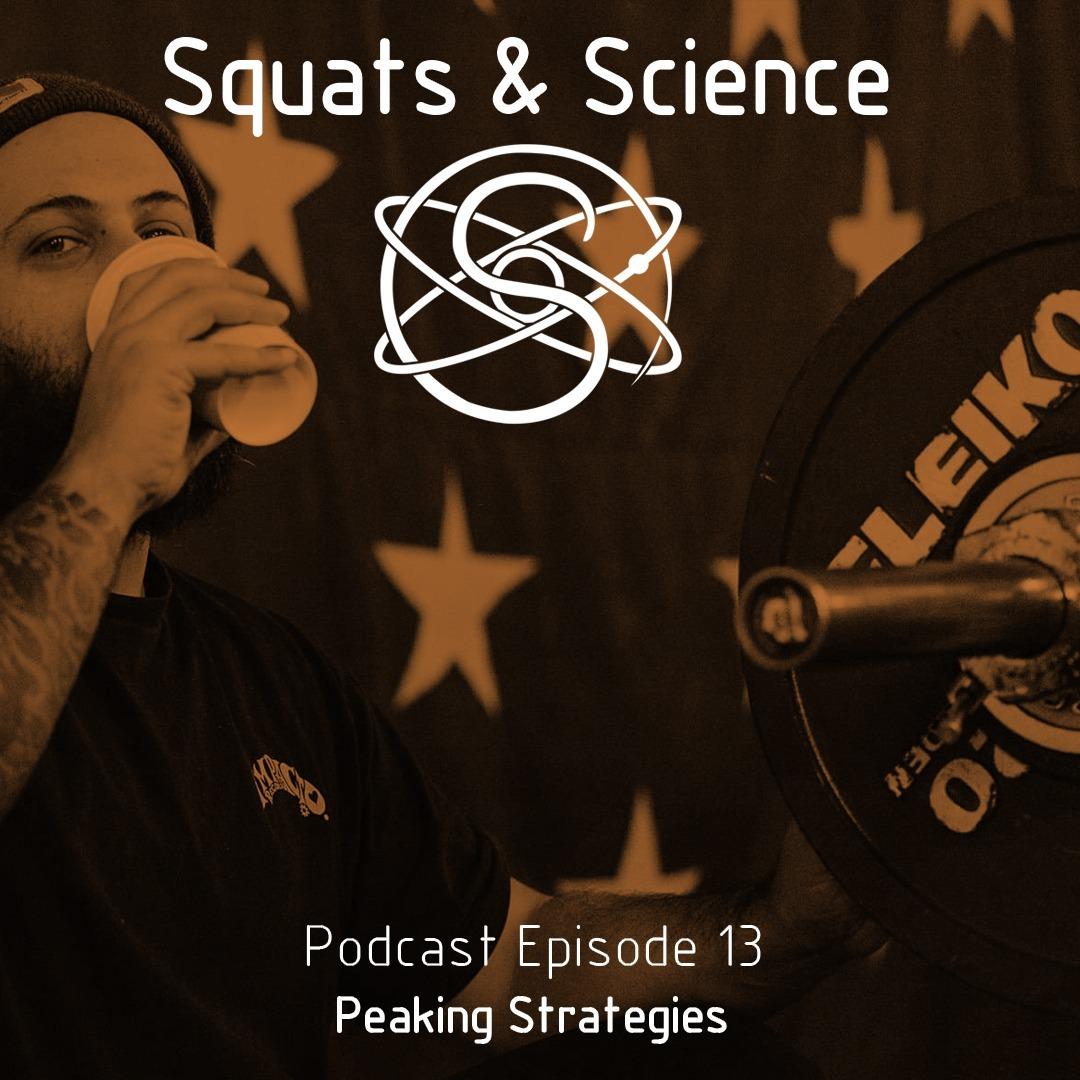 Episode 13 - Peaking Strategies