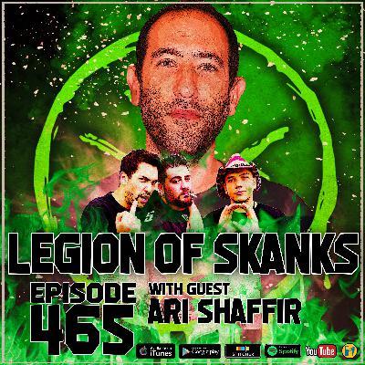 Episode 465 - Jet Purple - Ari Shaffir