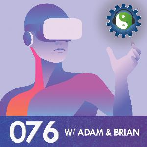 076 - On Dragon Capsules, Space Trash, and VR Experiences