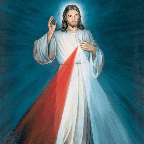 The Divine Mercy Chaplet - Jesus I Trust in You!