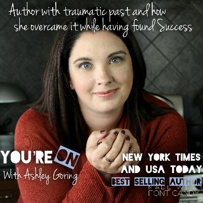 Steena Holmes-Author with traumatic past and how she overcame it while having found Success