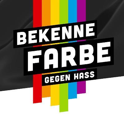 Alexander Wenger vom Zurich Pride Festival