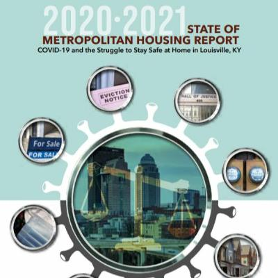 Sustainability Now! | Pandemic Evictions | 2020-21 State of Metro Housing Report | June 21, 2021