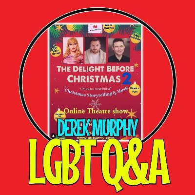 LGBT Q&A - Derek Murphy (Interview)