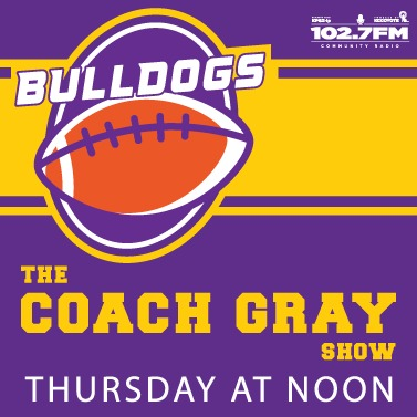 Coach Gray Show Podcast 11_08_2018
