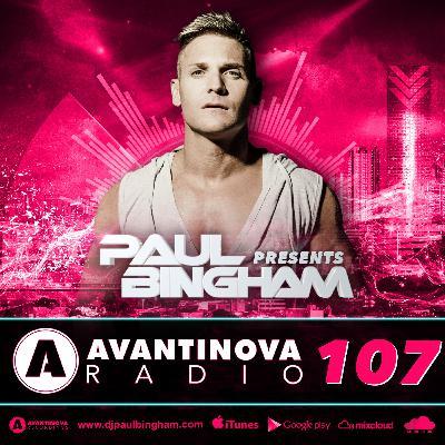 107 - PAUL BINGHAM - AVANTINOVA RADIO