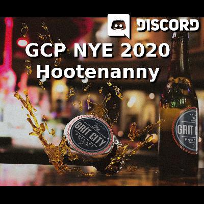 New Years Eve 2020 Hootenanny