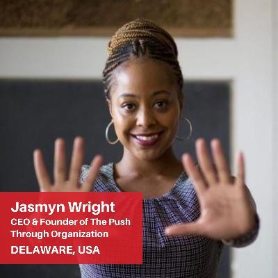 Episode 25 - Jasmyn Wright