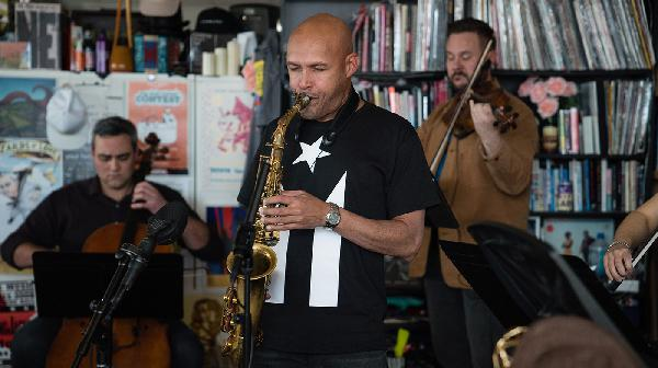 Miguel Zenón feat. Spektral Quartet