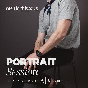 Portrait Session: Stephen Grace (Graphic Designer)