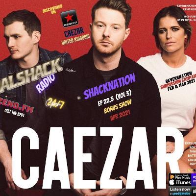 Episode 74: Halshack ep 22.5 (Shacknation vol 3) April 2021- Bonus show