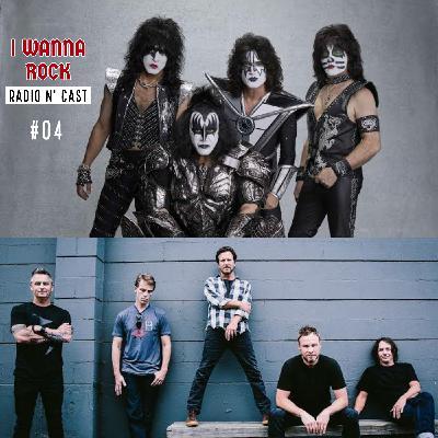 I Wanna Rock #04- Novo disco do Pearl Jam e Novas datas do Kiss no Brasil.
