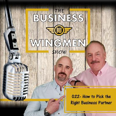 022- How to Pick the Right Business Partner