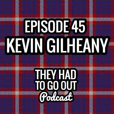 Episode 45: Kevin Gilheany - BOSN (Ret.) - QMCS - SAR Controller - USCG Pipe Band