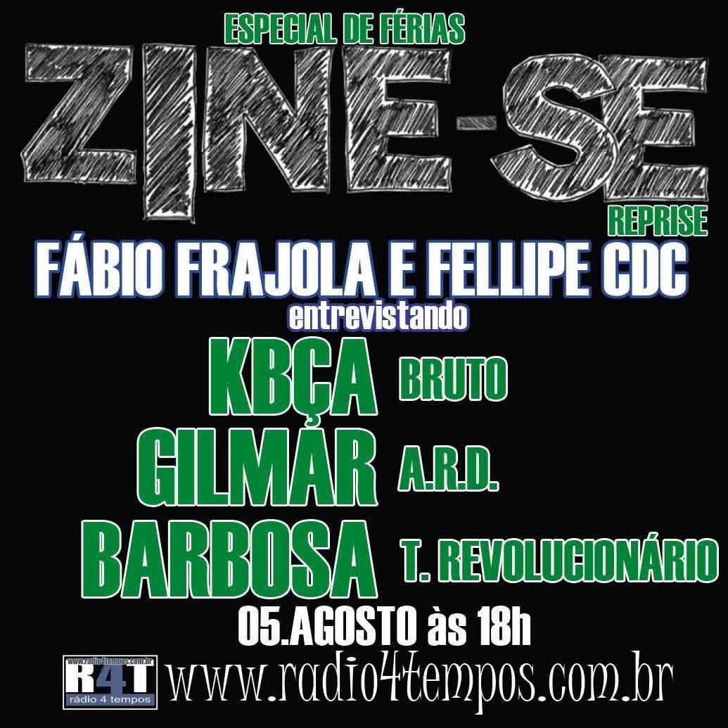 Rádio 4 Tempos - Zine-se 63