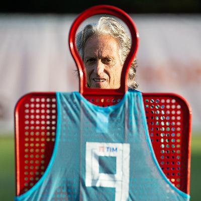 """GE Flamengo #63 - O novo contrato de Jorge Jesus: """"Baixou muito o valor da pedida"""""""