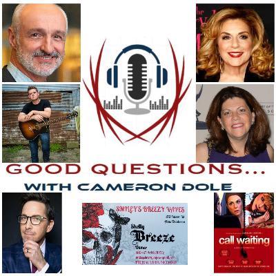 Episode 39: Michael Gross, Dustin Collins, Dan Bucatinsky, Caroline Aaron, and Jodi Binstock