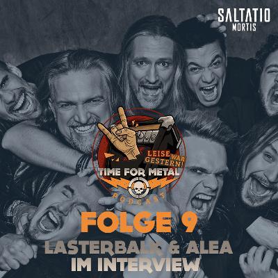 Folge 9 - Saltatio Mortis (Lasterbalk & Alea) im Interview