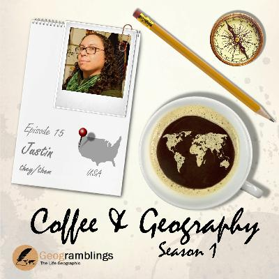 Coffee & Geography S01E15 Justin Boot (USA)