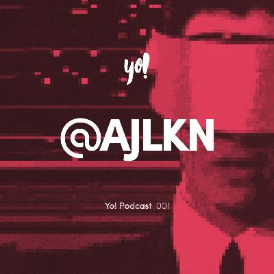 #001 - @AJLKN - Founder of Carrd, Pixelarity, HTML5 UP!