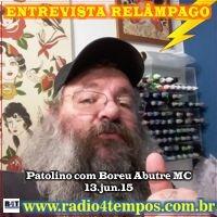 Rádio 4 Tempos - Entrevista Relâmpago 07