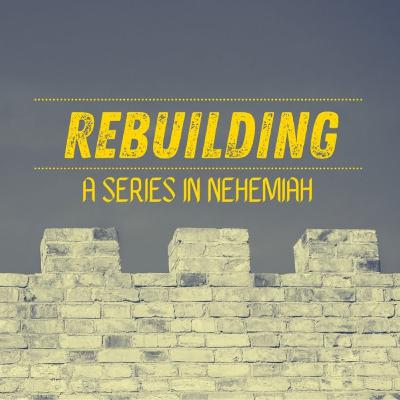 Rebuilding - Part 1 - The Gift of Lament
