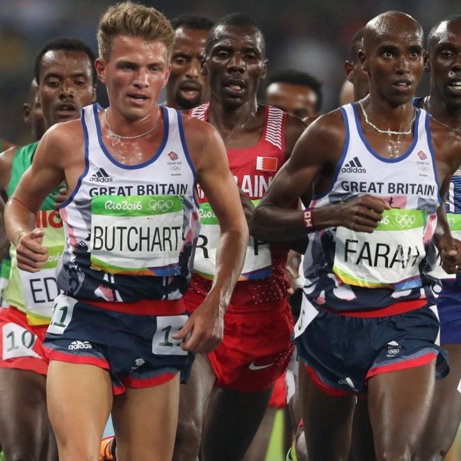 Olympian Andy Butchart - His Journey as an Athlete to Rio Olympics and World Championships