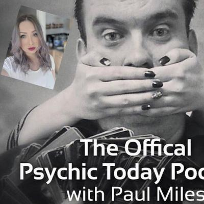 Paul speaks to Paige Robinson