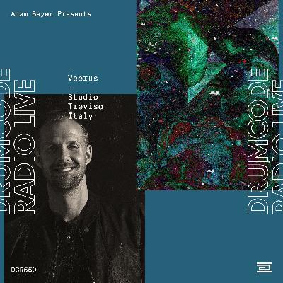 DCR550 – Drumcode Radio Live – Veerus Studio Mix recorded in Treviso