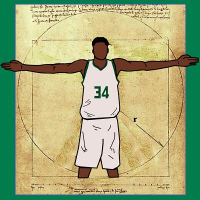 Pílula #13 - O Homem Vitruviano da NBA