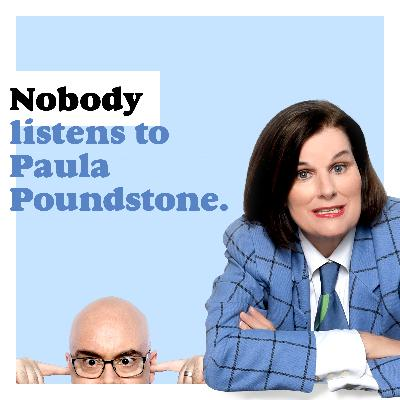 """Nobody Listens to Paula Poundstone Ep 61: """"Butterfinger"""" Drops!"""