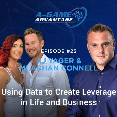 025 - AJ Yager & Meaghan Connell - Using Data to Create Leverage in Life and Business