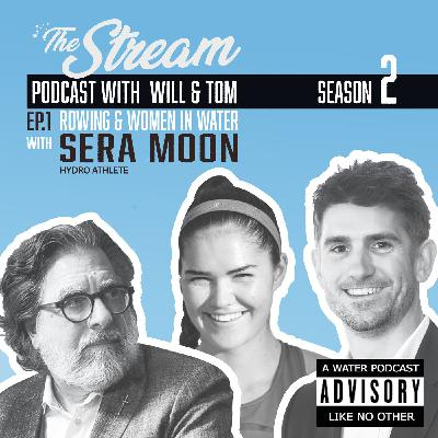 Ep 1: Hydrow's interactive water partnership with Sera Moon