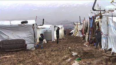 معاناة اللاجئين والبدو الرحل بتشاد