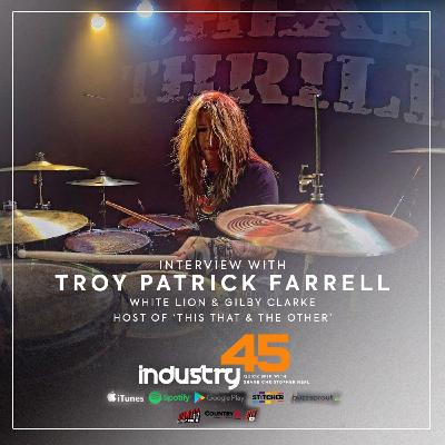 Industry 45 Quick Spin feat. Troy Patrick Farrell (Drummer White Lion)    FULL