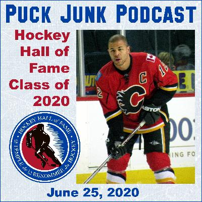 Hockey Hall of Fame Class of 2020 | #63 | 6/25/2020