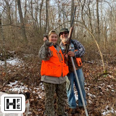 West Virginia Squirrel Doggin the day away Part Duece