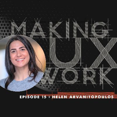 Episode 15, Helen Arvanitopoulos: PREACH!!!