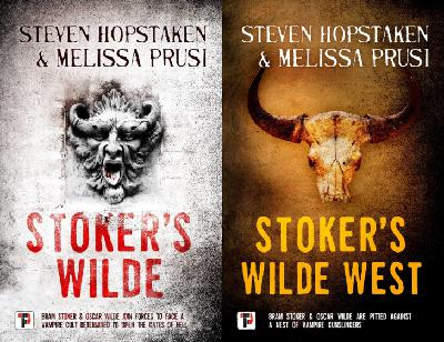 Season 3:  Episode 127 - Stoker's Wilde & Stoker's Wild West - The Author Interview