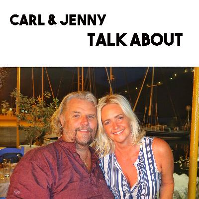 Podcast Episode 01 - An introduction to Carl and Jenny Talk About