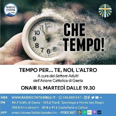 Tempo e Azione Cattolica, Intervista a Paolina Valeriano