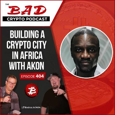 Building a Crypto City in Africa with Akon