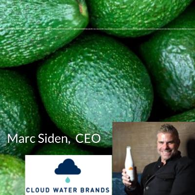 Cloud Water - Sparkling Hemp Beverages with Premium Botanicals