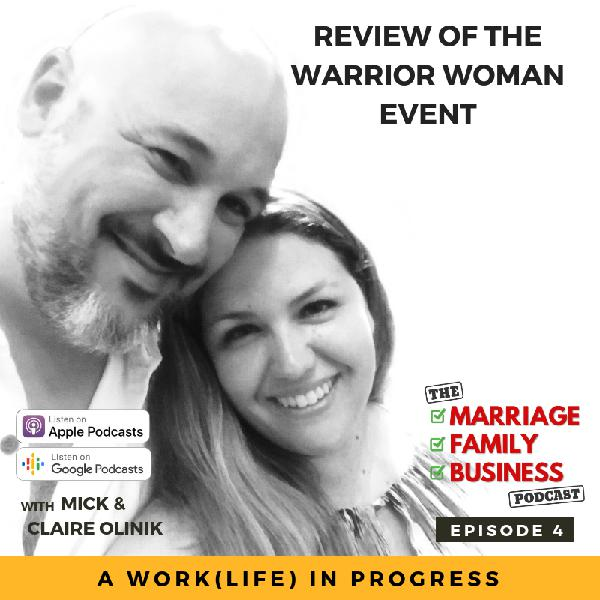 Review of the Warrior Women Event in Laguna Beach, CA - EP 04