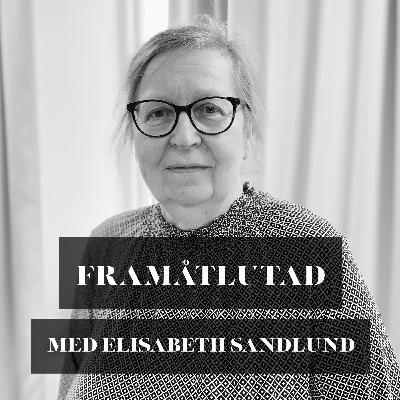 020 Elisabeth Sandlund om att delta i Vietnam-demonstrationer, gädd-tricket och över 50 år i opinionens tjänst.