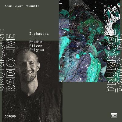 DCR509 – Drumcode Radio Live – Joyhauser studio mix recorded in Bilzen
