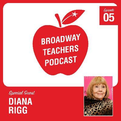 Ep 5  -  Dame Diana Rigg