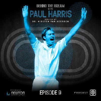 Episode #9: Former Protea cricketer Paul Harris talks about lessons learnt, and adjusting to life after cricket