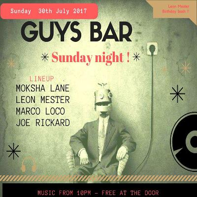 """LEON ► """"GUY'S BAR // See you Under the Stars..."""""""